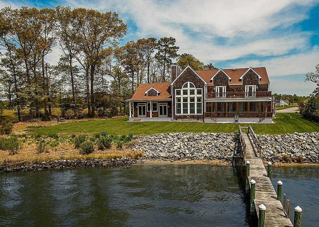 23924 Sunny Cove Court, Lewes, Delaware  - presented for sale by Ocean Atlantic Sotheby