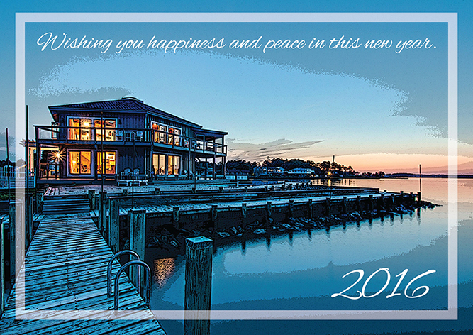 Wishing you a Happy New Year from Ocean Atlantic Sotheby