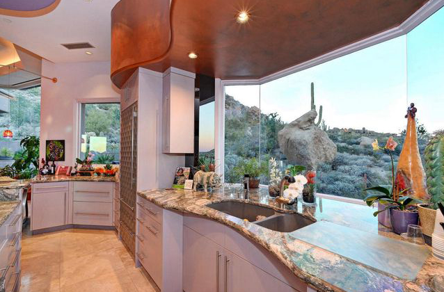 A Kitchen with a View - Inspiration for your Home