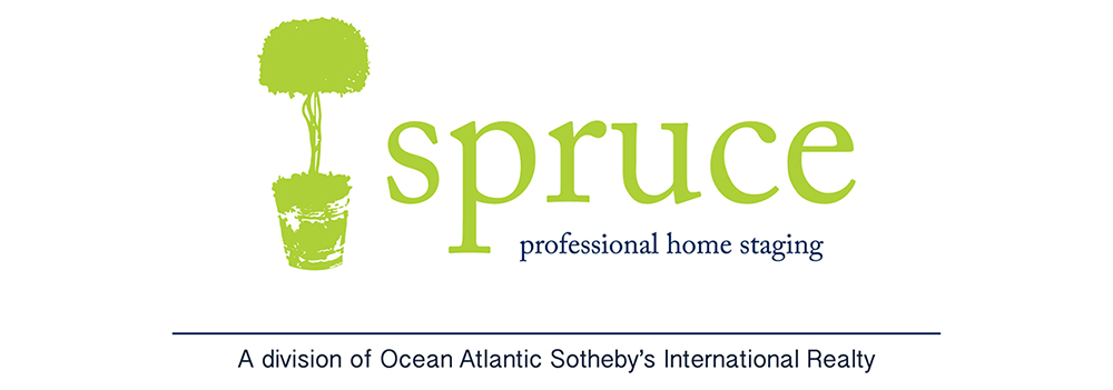 Spruce Home Staging by Ocean Atlantic Sotheby's International Realty