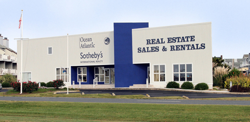 Ocean Atlantic Sotheby's International Realty office in Bethany Beach, Delaware