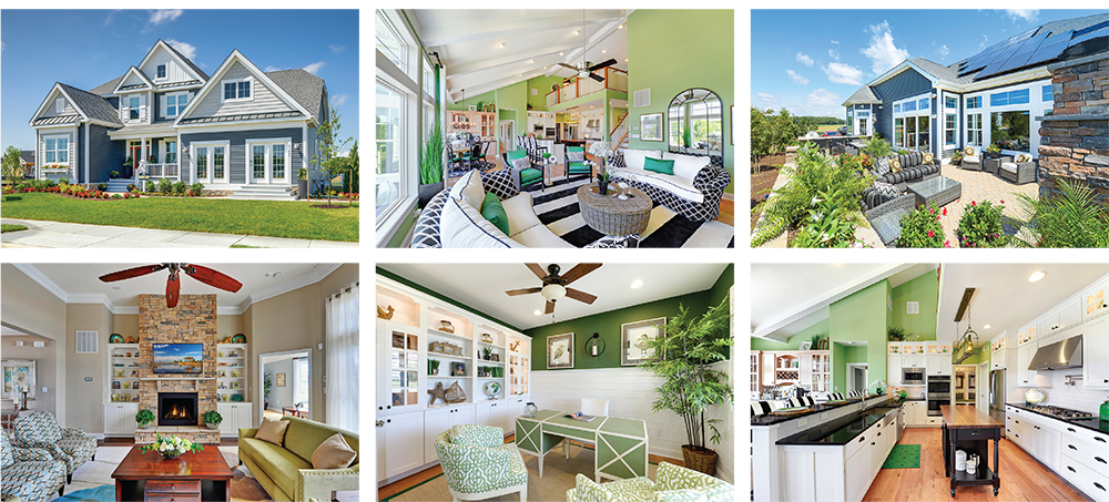 Coastal Club, homes for sale in Lewes, Delaware - model home photos