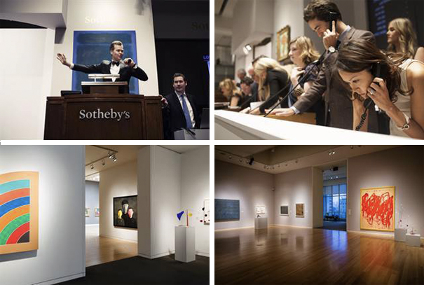 Sothebys Auction comp