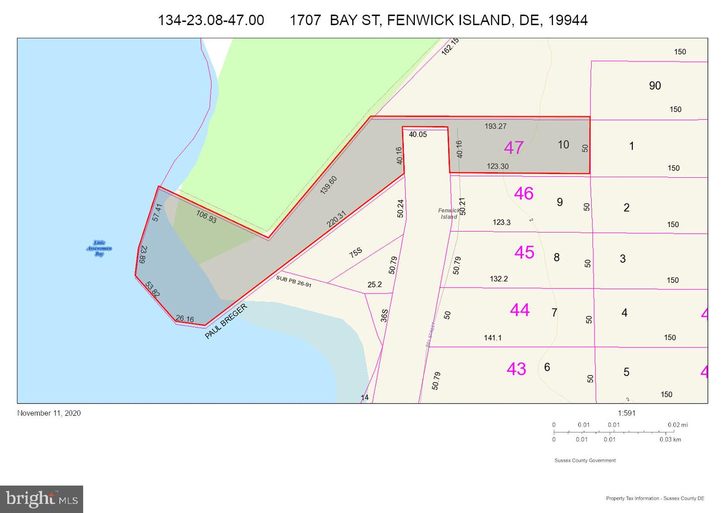 DESU171840-304391642021-2020-11-11-11-43-33 1707 Bay St | Fenwick Island, DE Real Estate For Sale | MLS# Desu171840  - Ocean Atlantic
